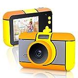 richgv Macchina Fotografica per Bambini, 2,4 Pollici Fotocamera Digitale Portatile Selfie ...