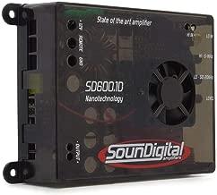 Soundigital 600.1D Nano 1 Ohm (Renewed)