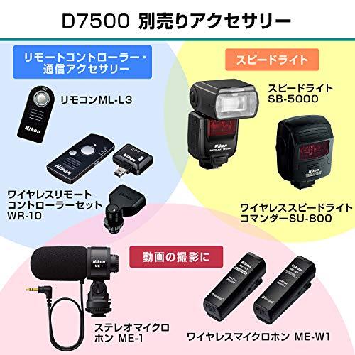 Nikon(ニコン)『D750018-140VRレンズキット』