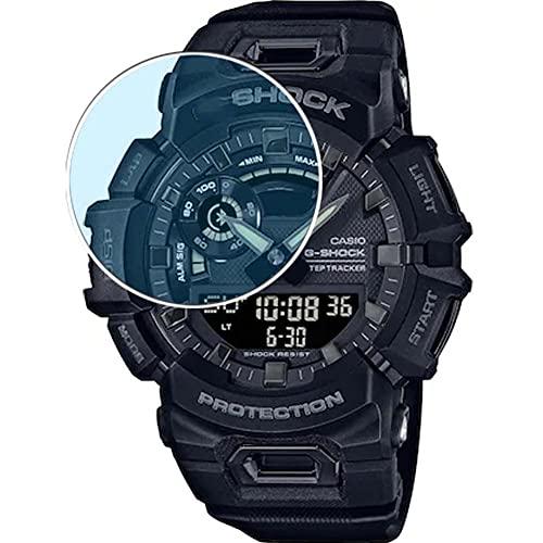 Vaxson 3 Unidades Protector de Pantalla Anti Luz Azul, compatible con Casio G-Shock GBA900 GBA-900 [No Vidrio Templado] TPU Película Protectora Film Guard