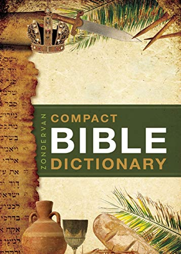 Zondervan's Compact Bible Dictionary