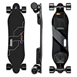 MEEPO V3 Electric Skateboard with Remote, Top Speed -28mph,6 Months Warranty Skateboard Cruiser for Adults Teens