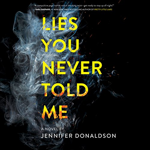 Lies You Never Told Me cover art