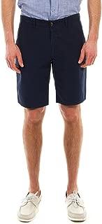 Jeans - Bermudas para Hombre, Color Liso, Tejido Gabardina ES 46