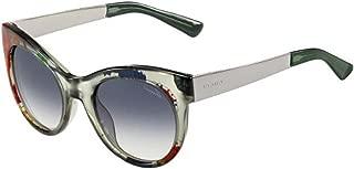 Gucci GG3740-S-2F1-I4-53 Ladies GG 3740-S 2F1 I4 Floral Green Sunglasses