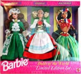 Barbie 1994 Dolls of the World Gift Set (3 Dolls) Limited Edition Set