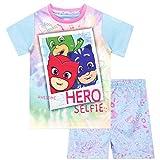 PJ MASKS Girls Pyjamas Multicoloured Age 5 to 6 Years