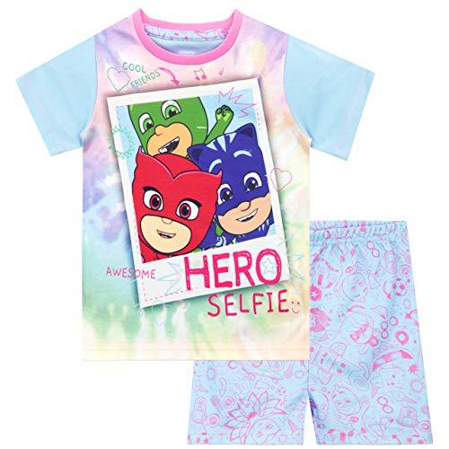 PJ Masks Mädchen Schlafanzug Mehrfarbig 116