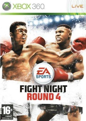 Electronic Arts Fight Night Round 4, Xbox 360 - Juego (Xbox 360, Xbox 360)