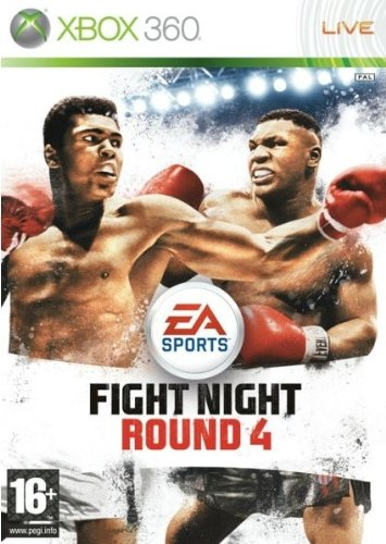 Electronic Arts Fight Night Round 4, Xbox 360
