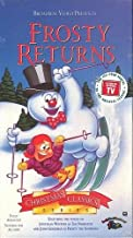 Frosty Returns (Christmas Classics Series) VHS