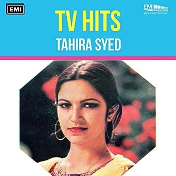 Tv Hits Tahira Syed
