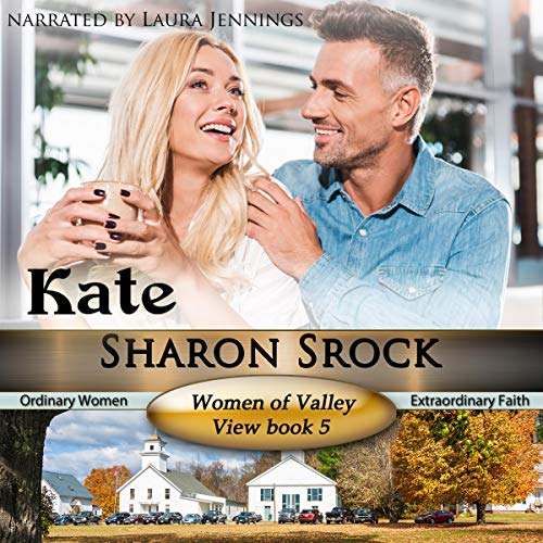 Kate audiobook cover art