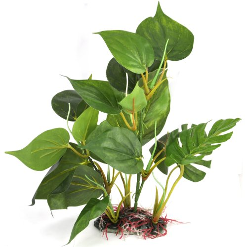 DIGIFLEX Artificial Plant for Fish Tank – Fake Plant – Fish Tank Decorations – Fishtank...