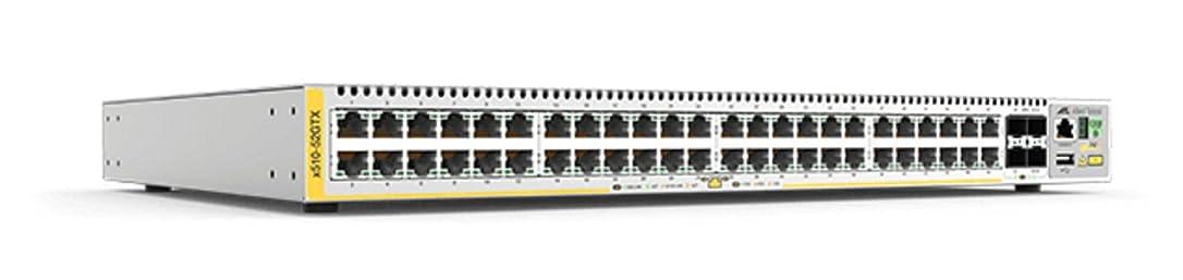 計画転送計画アライドテレシス AT-x510-52GTX レイヤー3スイッチ 1020R