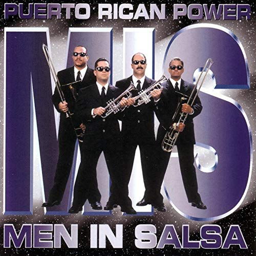 Men In Salsa