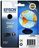Epson Original 266 Tinte Globus - schwarz