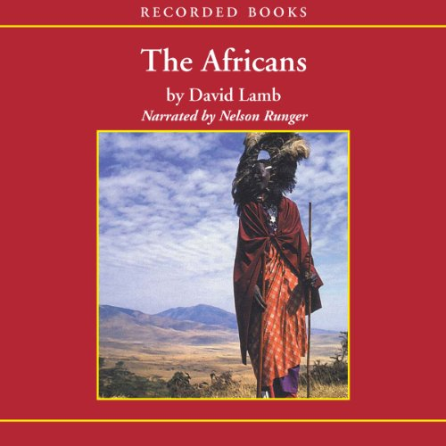 The Africans audiobook cover art
