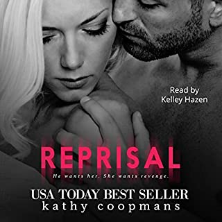 Reprisal audiobook cover art