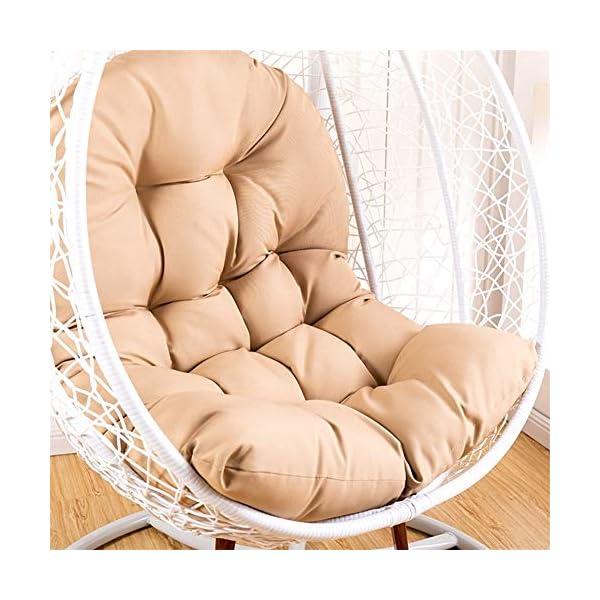 OA&WA Hanging Basket Chair Cushions, Large Seat Cushion Waterproof Hanging Egg...