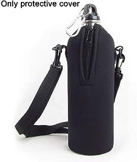 P Prettyia 2 Unids de Cubierta Bolso Aislante T/érmico de Tela para Botella de Agua de Di/ámetro hasta 7.8 cm Impermeable Multifuncional