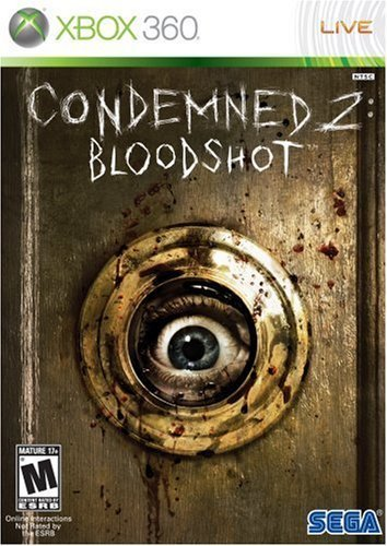 Trust lowest price Condemned 2: Bloodshot - Xbox by Sega 360