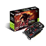 ASUS Cerberus GeForce GTX 1050 Ti OC Edition 4 GB GDDR5, Scheda Video Gaming per Gaming HD e eSport