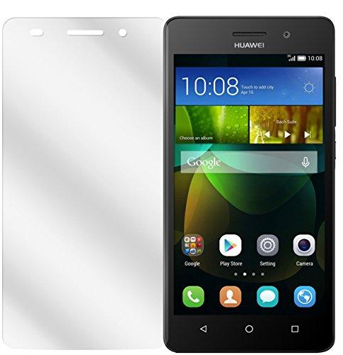 dipos I 6X Schutzfolie klar kompatibel mit Huawei G Play Mini Folie Displayschutzfolie
