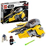 LEGO 75281 Star Wars Anakins Jedi Interceptor,...