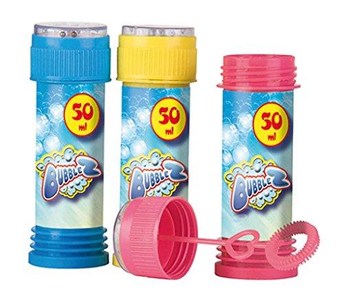 Souffle-bulles - 3 pièces - 50 ml