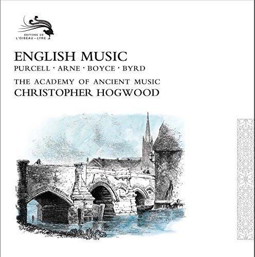 English Music: Pucell - Arne - Boyce - Byrd