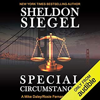 Special Circumstances audiobook cover art