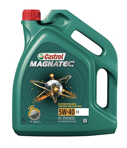 Castrol MAGNATEC 5W-40 C3 Motorolie 5L doorzichtig