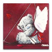 ダイヤモンドの絵画 フルスクエア/ラウンドドリル5Ddiyダイヤモンドペインティング「漫画クマ」3D刺繡クロスステッチ5D室内装飾ギフト