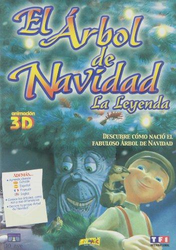 El arbol de Navidad [DVD]