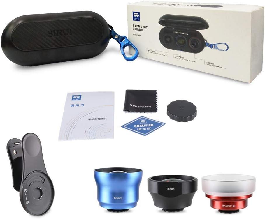 Sirui Schottglas Und Aluminiumgehäuse Für Iphone Kamera