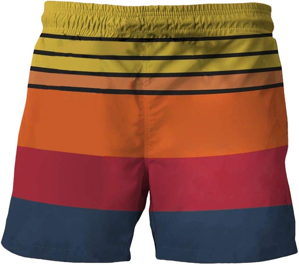 Hilyo Stop Staring at My Cook Chicken Beach Short Mens Casual Drawstring Elastic Waist Summer Beach Shorts Swim Shorts Cock Printed Beachwear Swim Trouser Short Pants Funny Shorts