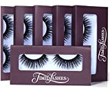 Luna by Timid Lashes | Six-Pack Premium Quality Cruelty-Free False Eyelashes