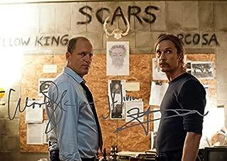 Large True Detective Tv Print Matthew McConaughey Woody Harrelson (11.7