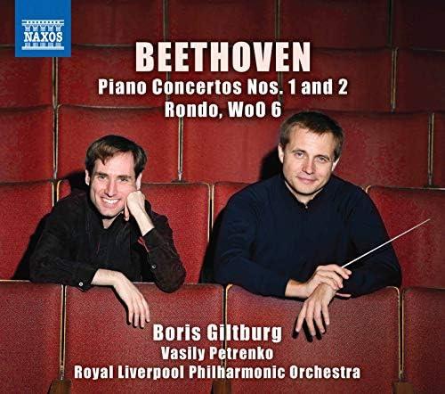 Boris Giltburg, Royal Liverpool Philharmonic Orchestra feat. Vasily Petrenko