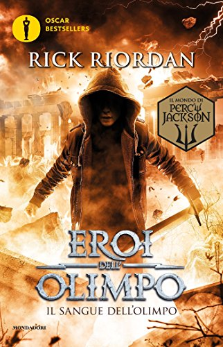 Eroi dell'Olimpo - 5. Il sangue dell'Olimpo eBook: Riordan, Rick ...