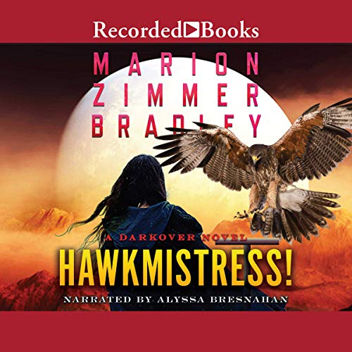 Hawkmistress audiobook cover art