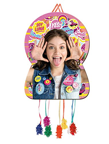 Soy Luna Piñata silueta (Verbetena 014000986)