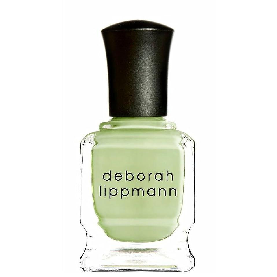 同行ホテル水素[Deborah Lippmann] [ デボラリップマン] ネイルポリッシュ スプリングバッド (ピスタチオグリーン) SPRING BUDS 15mL 国内正規品