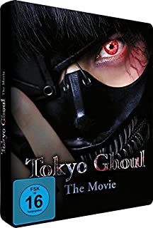 Tokyo Ghoul - The Movie (Steelcase) [Blu-ray] [Limited Edition] [Alemania]