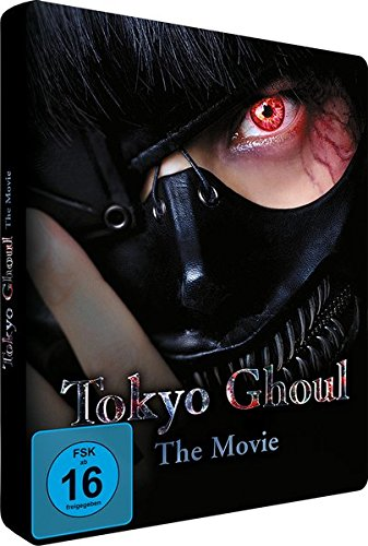 Tokyo Ghoul - The Movie (Steelcase) [Blu-ray] [Limited Edition]