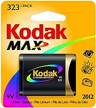 Kodak MAX K323L-1 Lithium Photo Battery