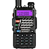 BaoFeng Dual-Band Ham Two-Way Radio (Black)