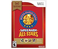 Nintendo Selects Super Mario All Stars Nintendo Wii スーパーマリオコレクションビデオゲーム 英語北米版(日本のWii では遊べません) [並行輸入品]