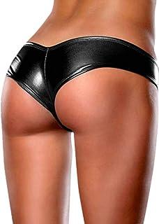 Dreieck Slips Unterwäsche Unterhosen Solide Elastisch Übergrößen Tanga
